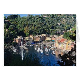 Ligurien - Portofino Karte