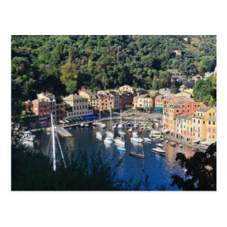 Ligurien - Portofino Postkarte