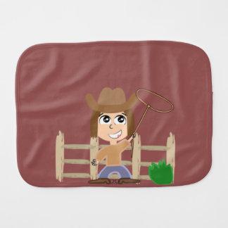 Lil Cowboy Baby Spucktuch
