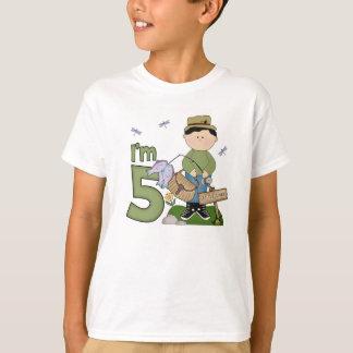 Lil Fischer-5. Geburtstag T-Shirt