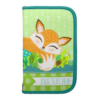 Lil Foxie CUB - niedlicher kundenspezifischer Mappen