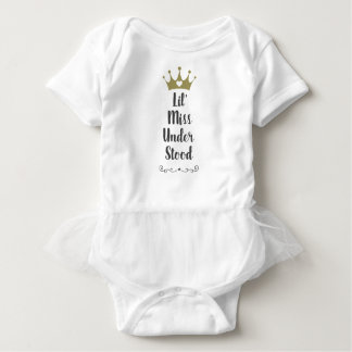 Lil Fräulein Understood Baby Strampler