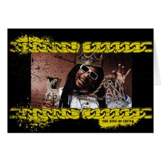 """Lil Jon """"König von Crunk """" Karte"""
