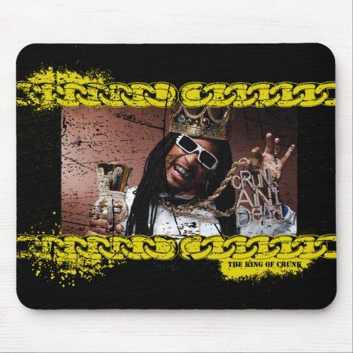 "Lil Jon ""König von Crunk "" Mauspad"