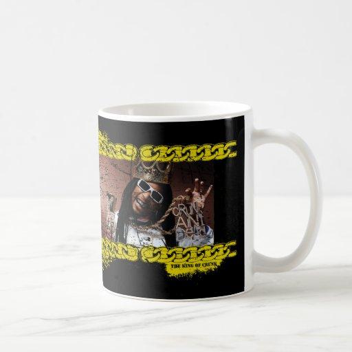 """Lil Jon """"König von Crunk """" Kaffeetassen"""