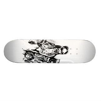 """Lil Jon """"Zusammenarbeit durch Jim Mahfood und Lil  19,7 Cm Skateboard Deck"""