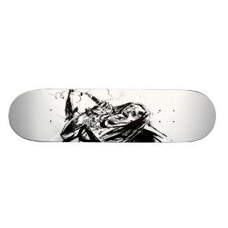 """Lil Jon """"Zusammenarbeit durch Jim Mahfood und Lil  Personalisierte Skateboarddecks"""