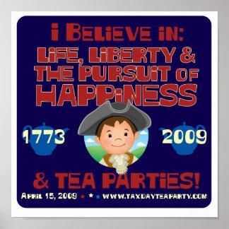 Lil Patriot-Plakat Poster