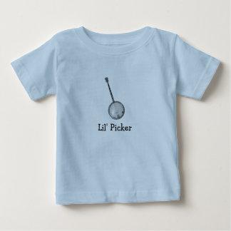Lil Picker-Kleinkind-Shirt Baby T-shirt
