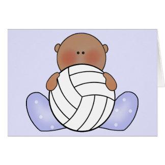 Lil Volleyball-Baby - ethnisch Karte