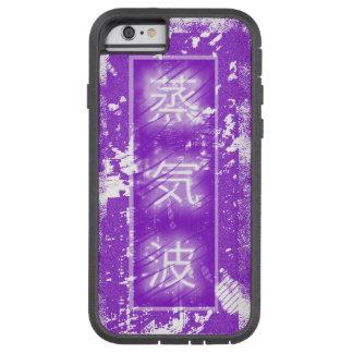 lila 蒸気波 tough xtreme iPhone 6 hülle