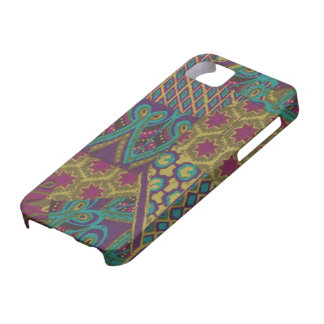 Lila abstraktes Case-Mate iPhone 5 iPhone 5 Case