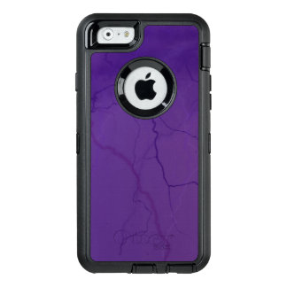 Lila Amethyst OtterBox iPhone 6/6s Hülle