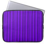 lila artdeco laptop sleeve schutzhülle