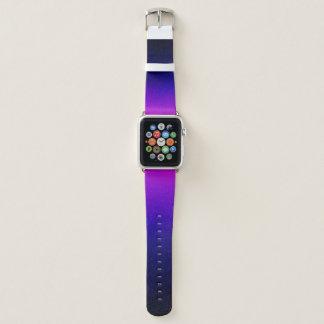 Lila Atmosphäre - Apple-Uhrenarmband Apple Watch Armband