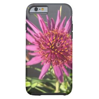 Lila Blume auf dem Bauernhof-Fall - Tough iPhone 6 Hülle