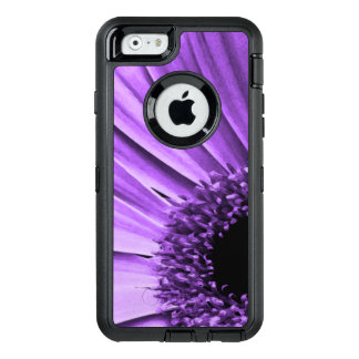 Lila Blume OtterBox iPhone 6/6s Hülle
