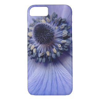Lila Blumen-nahes hohes iPhone 8/7 Hülle