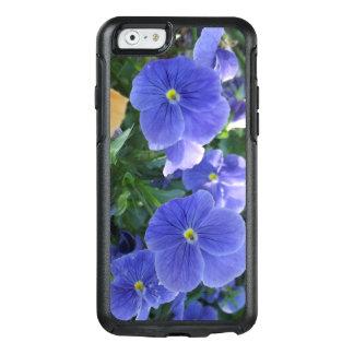 Lila Blumen-Telefon-Kasten OtterBox iPhone 6/6s Hülle