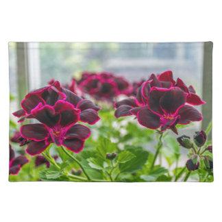 Lila Blumen-Tischset Tischset