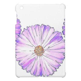 Lila Blüte iPad Mini Hülle