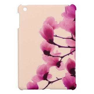 Lila Blüten iPad Mini Hülle