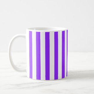Lila Dunst Kaffeetasse