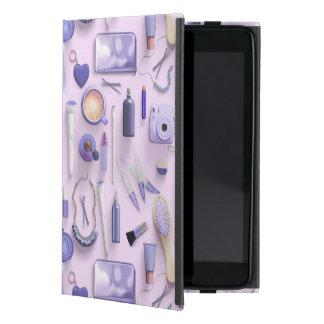Lila Eitelkeits-Tabelle Etui Fürs iPad Mini