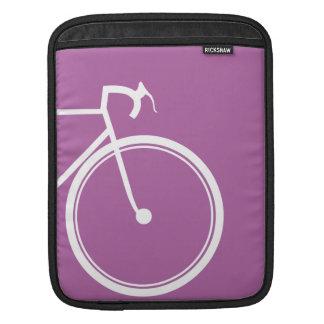 Lila Fahrrad Sleeve Für iPads