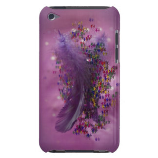 Lila Fairys Federipod-Touch-Kasten iPod Touch Case