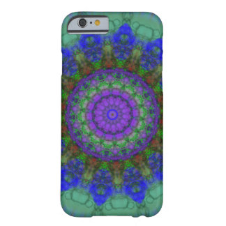 Lila Fantasie Mandala iPhone 6 Kasten Barely There iPhone 6 Hülle