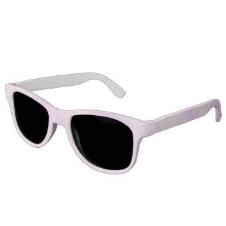 Lila Farben Brille