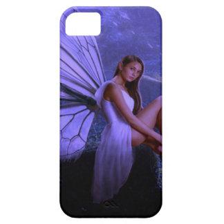 Lila Fee iPhone 5 Cover