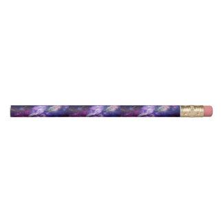 Lila Galaxie-Bleistift Bleistift