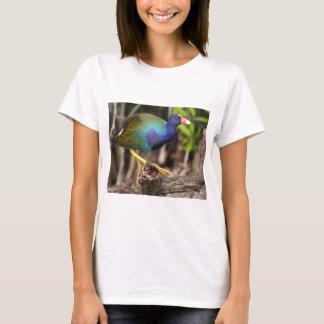 lila gallinule T-Shirt