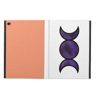Lila Göttin iPad Air2 Kasten mit