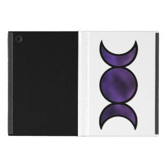 Lila Göttin iPad Minifall mit kundenspezifischer iPad Mini Hülle