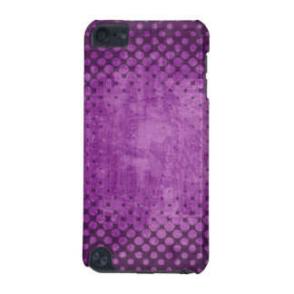 Lila HalbtonGrungeipod-Touch-Speck-Kasten iPod Touch 5G Hülle