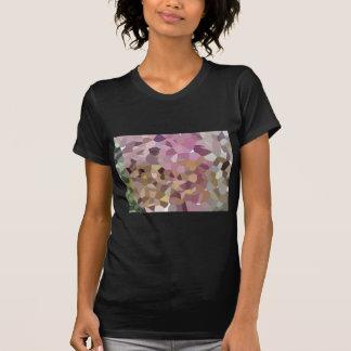 Lila Impressionismus T-Shirt