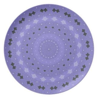 Lila Kaleidoskope Teller