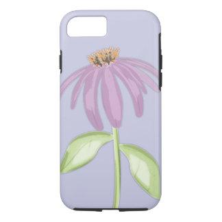 Lila Kegel-Blumen-Zellen-Telefon-Kasten iPhone 8/7 Hülle