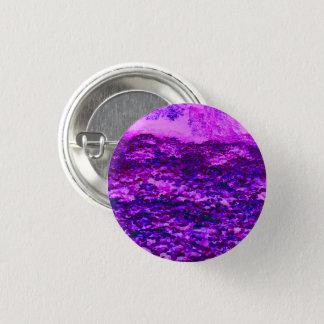Lila Kudzu Knopf Runder Button 3,2 Cm
