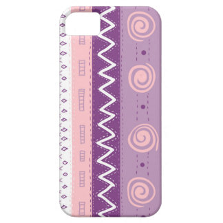 Lila Lavendel-Rosa-globaler Druck iPhone Fall iPhone 5 Cover
