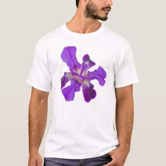 Lila Leidenschaftskuss-T - Shirt