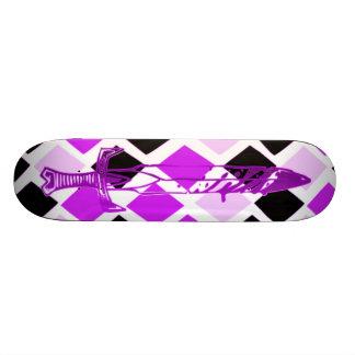 Lila Leute-Esser Skate Board