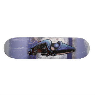 Lila Leute-Esser Skateboard Deck