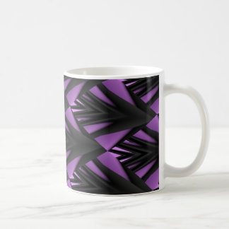 Lila Maße Kaffeetasse