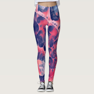 Lila Nautilus Leggings