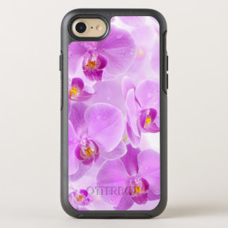 Lila Orchideen OtterBox Symmetry iPhone 8/7 Hülle