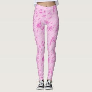 Lila Pastell Leggings